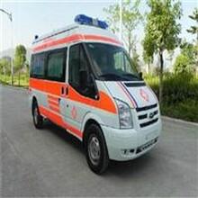 宁波120救护车带呼吸机出租-新生儿转院图片