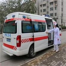 广元长途跨省120救护车出租-专业120救护车图片