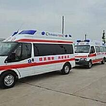 吉安120救护车带呼吸机出租-新生儿转院图片