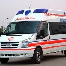北京火箭军总120救护车带设备出租-新生儿转院图片