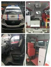 郑州第二附属长途120救护车出租-收费标准图片