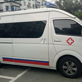 武汉120救护车出租专业120转运