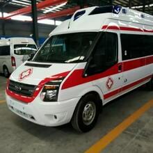 温州120长途救护车出租-热线咨询图片