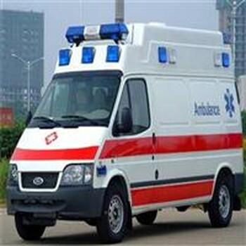 房山远程120救护车出租用度德律风若干