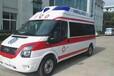 常德長途救護車出租能跑高速全程高速