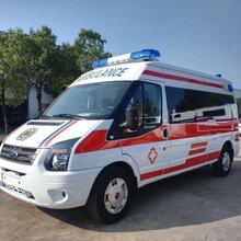 遵义临夏跨省救护车出租附近哪里可以租图片