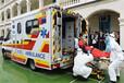 哈爾濱私人120救護車出租-價格低