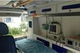 麗水長途120救護車出租-收費標準