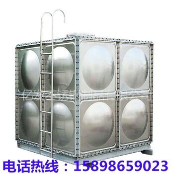 厂家直销不锈钢方形组合水箱价格多少钱