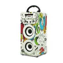 新款K82无线手提蓝牙音箱广场舞便携式户外充电音箱
