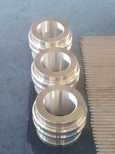 离心机铸造铜螺母大型铜螺母压下螺母图片