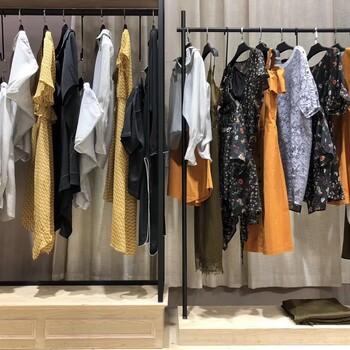 高档品牌连衣裙当季新款女装进货t台走秀款服装批发