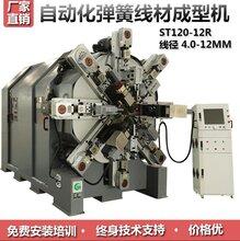 东莞弹簧机MT专注电脑无凸轮弹簧机厂家图片