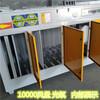 印刷厂10000风量UV光解催化废气除味设备