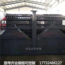 石家庄京信环保300袋大型脉冲布袋除尘器厂家价格图片