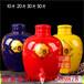 陶瓷酒瓶酒壇廠家供應散酒陶瓷包裝5斤10斤20斤裝泡酒缸雕刻酒瓶酒壇定做
