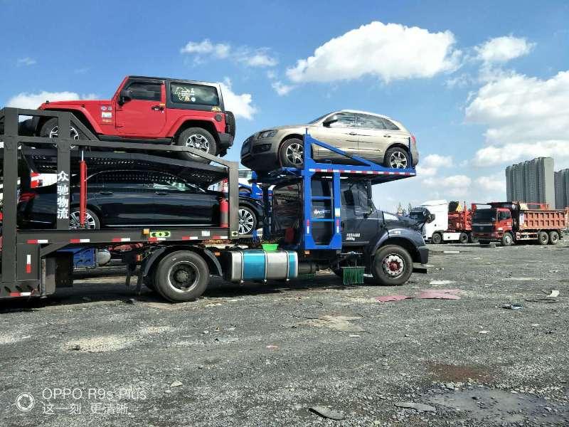 博爾塔拉專線托運農用車到荊州市