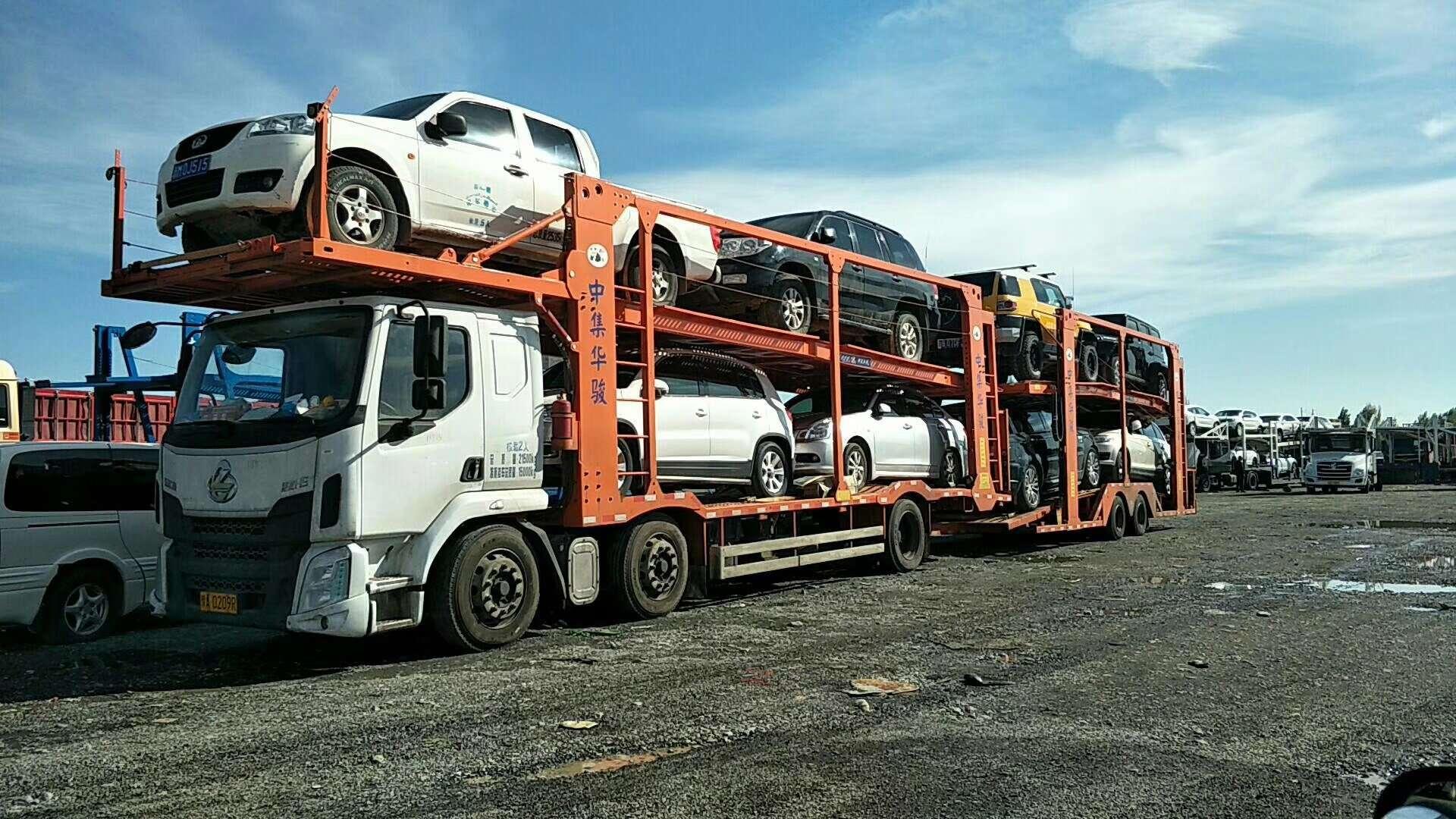 克拉玛依专业专线托运私家车到承德市