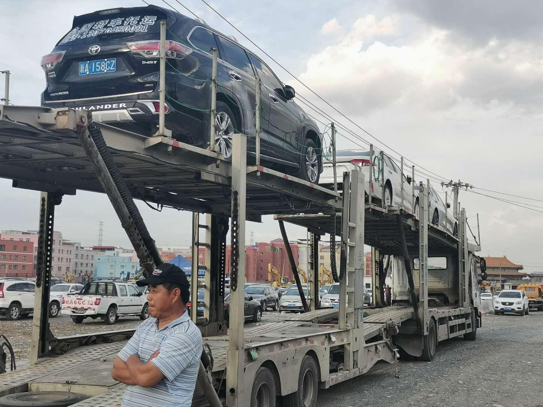 吐魯番地區拖運SUV
