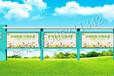 杭州宣傳欄黨建標識牌戶外宣傳櫥窗精神堡壘浙江宣傳欄廠家
