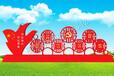浙江宣傳欄杭州宣傳櫥窗標識標牌核心價值觀垃圾分類站定制,寧夏宣傳欄廠家