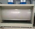 河南郑州广告公司专用漆雾处理水帘柜