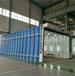 江蘇鎮江重工機械移動伸縮噴漆房廠家直銷