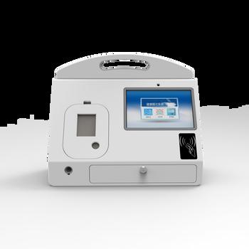 辽宁Y1随访包、便携健康管理一体机、信息工作站、随诊包、体检机