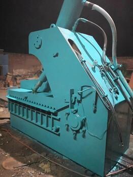 刀口1.5米的龙门式剪切机价格泰州市废铁液压剪切机厂家