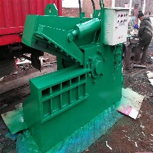 鳄鱼剪角钢液压剪切机多功能液压金属废料剪切机板材剪板机剪断机图片