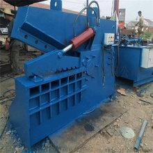 湖南廢鐵快速液壓剪切機現貨160-400噸鱷魚式剪切機圖片