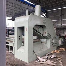 500噸雙龍門虎頭剪切機圖片浙江1.6米剪口的廢鐵自動剪切機廠家圖片