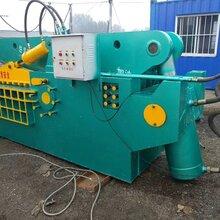 批發鱷魚式金屬剪切機廢鋁不銹鋼自動剪切機型號180鱷魚剪價格圖片