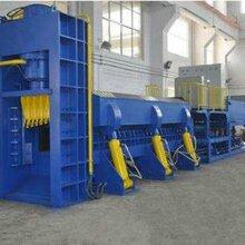 供应湖南金属剪切机新型600吨龙门剪切机佰乾鳄鱼剪切机配件图片