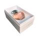 天地盖盒子香水包装盒子首饰礼品盒子定制纸盒包装厂