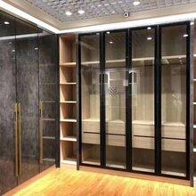 各种玻璃铝框门平开门定制