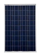 多晶100W太阳能电池板图片