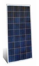 多晶160W太阳能电池组件图片