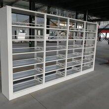 重庆钢制书架办公书柜钢制书柜书架厂家直销图片