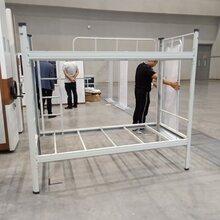 重庆学校铁床双层铁床学生上下床铁床厂家直销