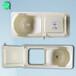 农村厕所改造粪尿分集式蹲便器免水冲旱厕便器