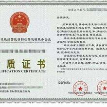 北京的公司办理城市生活垃圾经营性清扫收集运输资质机构是什么