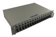 16槽光纤收发器机箱