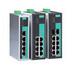 MOXA工业以太网交换机总代理现货供应ES-1018