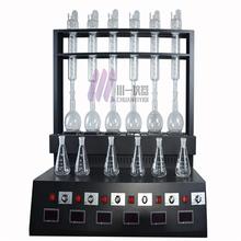 水質分析氨氮蒸餾裝置CYZL-6C6位一體常壓蒸餾器圖片