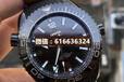 VS厂欧米茄海洋宇宙600米全黑陶瓷评测