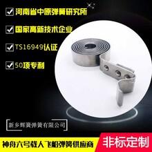 渦卷彈簧渦卷簧復位彈簧圖片