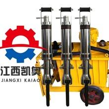 劈裂机劈裂棒液压劈裂机的价钱图片