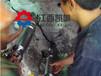 嘉興分石器開山破石機橋面拆除液壓裂爆機