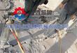 機載裂破機破碎錘劈裂機拆除撐石機巖石劈裂機機畢節